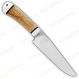 """Нож """"Барибал"""". Рукоять орех. Алюминий"""