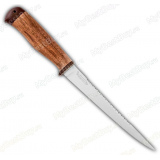 """Нож """"Белуга"""". Рукоять орех. Пила"""