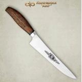"""Нож """"Мясницкий"""". Рукоять орех"""