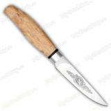 """Нож """"Овощной малый"""". Рукоять карельская береза"""