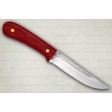 """Нож """"Лиса"""". Цельнометаллический. Микарта"""