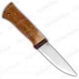 """Нож """"Кузюк"""". Рукоять орех"""