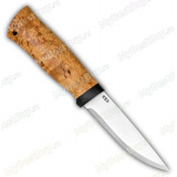 "Нож ""Кузюк"". Рукоять карельская береза"