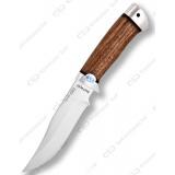 """Нож """"Клычок-1"""". Рукоять дерево. Алюминий"""