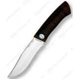 """Нож """"Клычок-3"""". Рукоять кожа"""