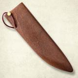 """Нож """"Овощной"""" - деревянные ножны к ножу. Бук"""