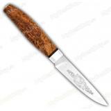 """Нож """"Овощной малый"""". Рукоять карельская береза стабилизированная"""