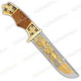 """Нож подарочный """"Вавилон"""". Сюжет """"Кабаны"""""""