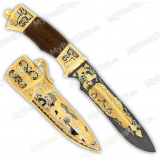 Нож подарочный «Кардинал». Булат