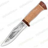 """Нож """"НС-34"""". Рукоять орех"""
