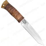 """Нож """"НС-44"""". Рукоять береста"""