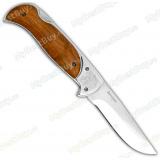 """Нож складной """"Ахиллес"""". Клинок без гравировки"""