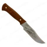 """Нож """"Багира 2"""". Рукоять дерево. Цельнометаллический"""
