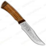 """Нож """"Багира"""". Рукоять дерево"""