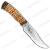 "Нож ""Багира"". Наборная рукоять береста"