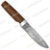 Нож из булата Лапшина №1