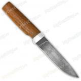 Нож из булата Лапшина №3