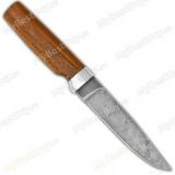 Нож из булата Лапшина №2