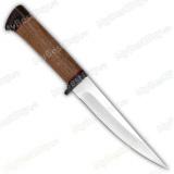 """Нож """"Амиго"""". Рукоять орех. Без гравировки"""