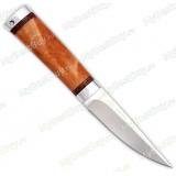 """Нож """"Киалим"""". Рукоять дерево. Алюминий"""