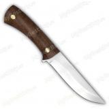 "Нож ""Риф 115"". Цельнометаллический. Орех"