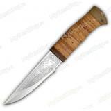 """Нож """"НС-10"""". Рукоять береста"""