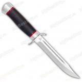 Нож разведчика. Рукоять граб. Алюминий