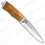 """Нож """"Барракуда"""". Рукоять бук"""