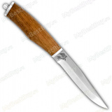 """Нож """"Ворон"""". Рукоять орех"""