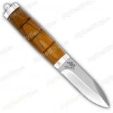 "Нож ""Малек-3"". Рукоять орех"