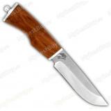 """Нож """"Волчонок"""". Рукоять бубинго"""