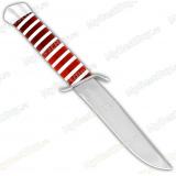 """Нож """"Чекист"""". Рукоять акрил. Красный"""