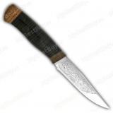 "Нож ""Мангуст"". Рукоять кожа"
