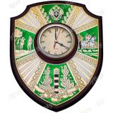 """Часы настенные """"Пограничная служба"""""""