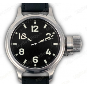 Часы водолазные 193ЧС. Диаметр корпуса 53мм. Автоподзавод