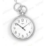 Часы карманные механические 192АИЖ2.810.082. Хромированный корпус